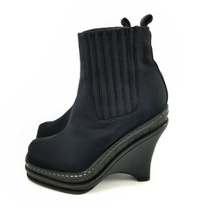 Jeffrey Campbell Hyperion Heeled Chelsea Boots